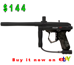Kingman Spyder RT, paintball gun under 150