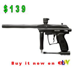 Kingman Spyder Xtra, paintball gun under 150