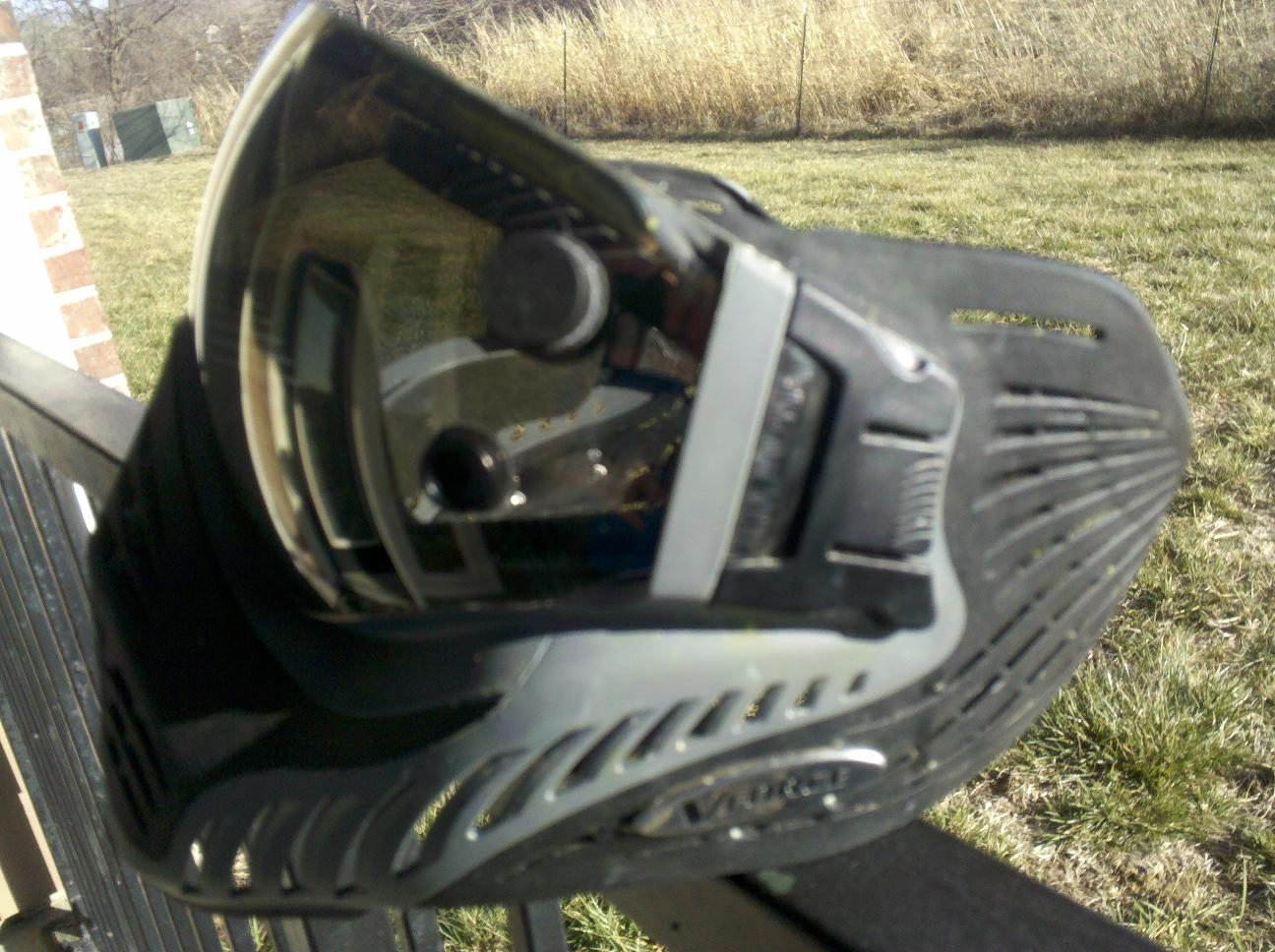 Paintball Mask Fog Wiper