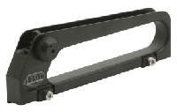 paintball gun sight rail