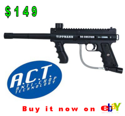 Tippmann 98 ACT, paintball gun under 150