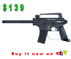 Tippmann US Army Basic, paintball gun under 150