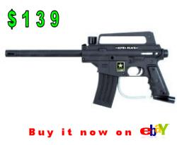 Tippmann US Army Basic, paintball gun under 150