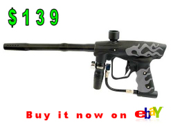 Worr Games MG-7, paintball gun under 150