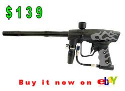 Worr Games MG-7, paintball gun under 150