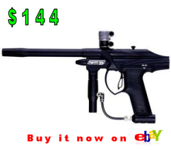 Worr Games Synergy Equalizer Paintball Gun, paintball gun under 150